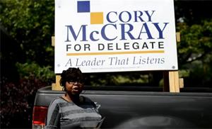 Belair-Edison Resident Charmaine Turner Endorses Cory McCray For Delegate